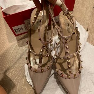 Valentino rockstud shoes